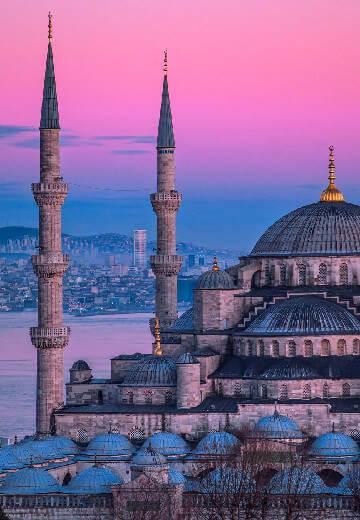 مزایای شهروندی کشور ترکیه