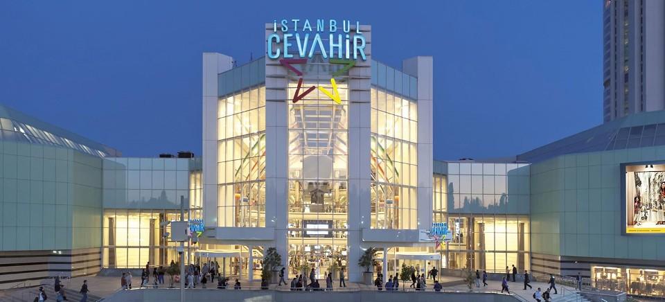 مرکز خرید جواهر در استانبول