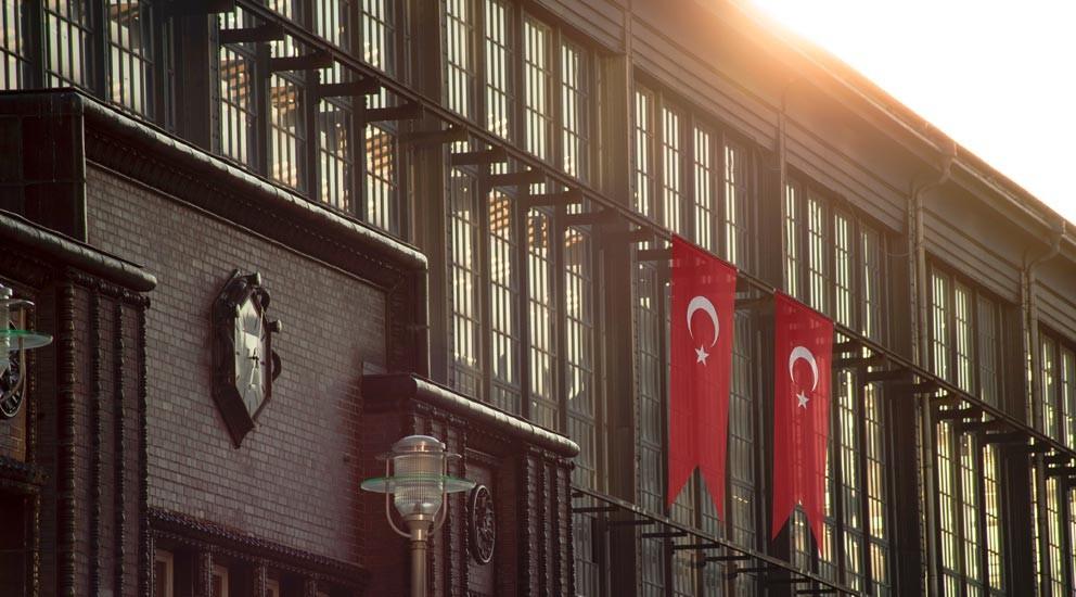 دانشگاه ترکیه