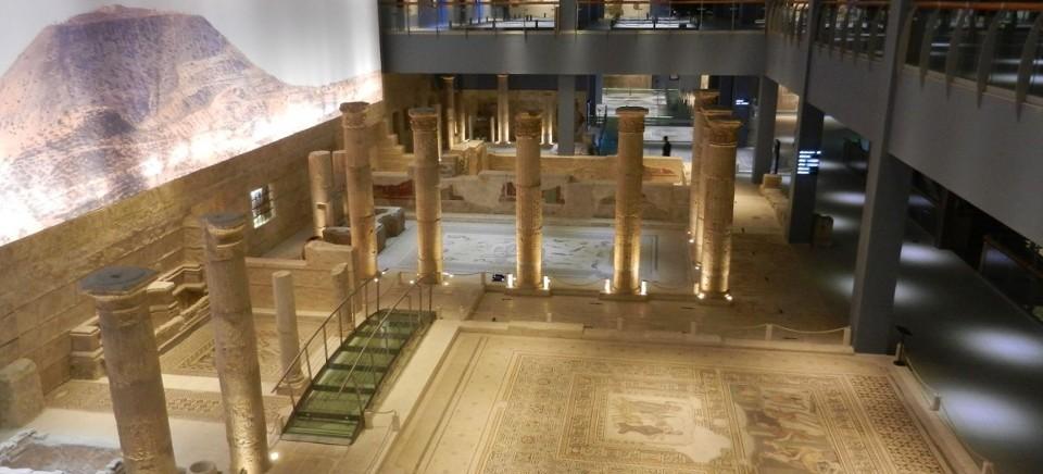 موزه موزاییک زیگما در ترکیه